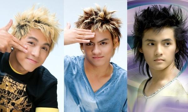 Đếnnhóm nhạc Weboysmột thời cũng chuộngkiểu tóc HKT.(Ảnh: Internet)