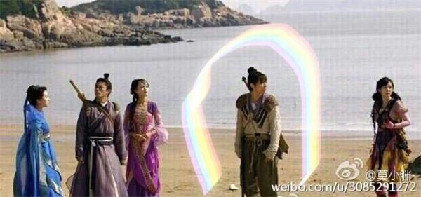 """Cả 5 nhân vật trong ảnh, còn mỗi mình Hồ Ca """"ế bền vững""""."""
