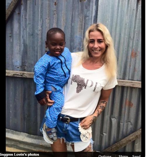 Điều kỳ diệu đã cứu vớt cậu bé Nigeria bị gọi là
