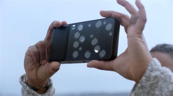 Bạn có thể dùng Light L16 để chụp ảnh ngoài trời khá tốt. (Ảnh: internet)