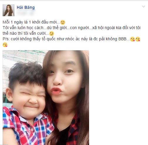 Hải Băng lần đầu chia sẻ hình ảnh thân thiết với con của bạn trai - Tin sao Viet - Tin tuc sao Viet - Scandal sao Viet - Tin tuc cua Sao - Tin cua Sao
