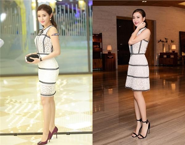 Á hậu Huyền My lại dính sự cố do nhận quà tặng từ một nhãn hàng quần áo. Bộ váy của cô bị nhà thiết kế Chung Thanh Phong bóc mẽ trên trang cá nhân nhưng hiểu lầm cũng nhanh chóng được giải quyết.