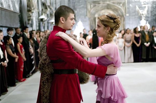 …khiến cho Ron Weasley ghen đến phát điên.