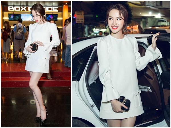 Đụng váy Tiffany và thiên thần nội y, Lan Khuê liệu có khá hơn?