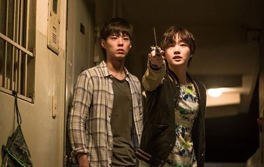 Kim Go Eun cùng bạn diễn Park Bo Gum đã có một bộ phim cực kì thành công.