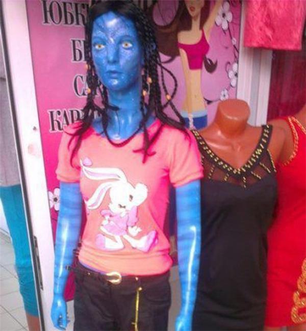 Avatar đã tới Việt Nam rồi nè các chế.(Ảnh: Internet)