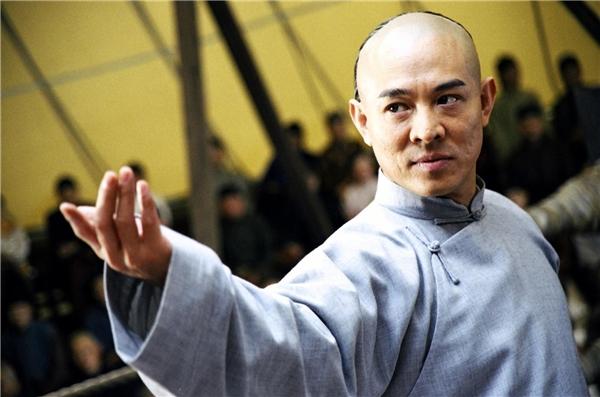 Lý Liên Kiệt là một trong những ngôi sao võ thuật hàng đầu của Trung Quốc.