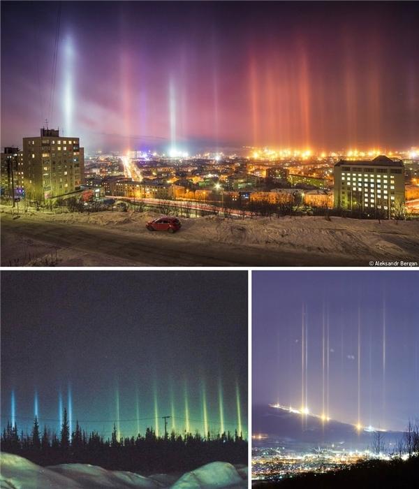 Hiện tượng tuyệt đẹp này thu hút sự quan tâm của nhiều nhà khoa học.