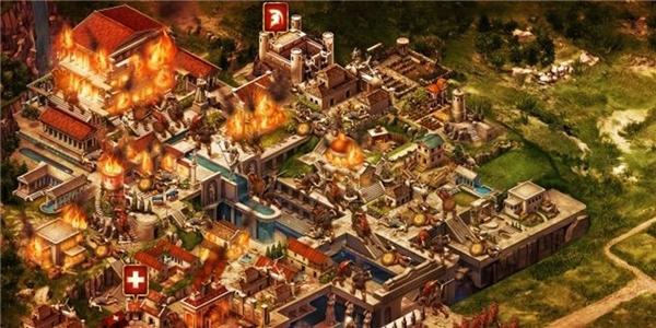 """Trong """"Game of War"""", trung bình mỗi người chơi phải tiêu tốn 550 USD. (Ảnh: internet)"""