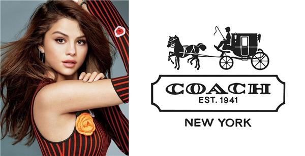 Selena vừa kí một hợp đồng trị giá 10 triệu USD (227 tỉ VNĐ) đảm nhận vai trò gương mặt đại diện kiêm thiết kế củathương hiệu đình đám Coach.