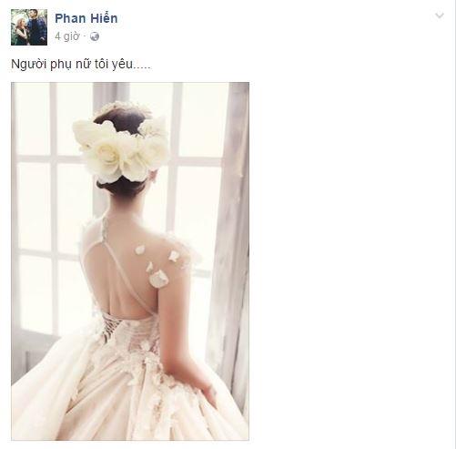 Phan Hiển hé lộ hình ảnh Khánh Thi trong trang phục cô dâu. - Tin sao Viet - Tin tuc sao Viet - Scandal sao Viet - Tin tuc cua Sao - Tin cua Sao