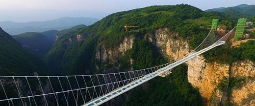 Kinh ngạc trước việc Trung Quốc xây dựng thêm cầu