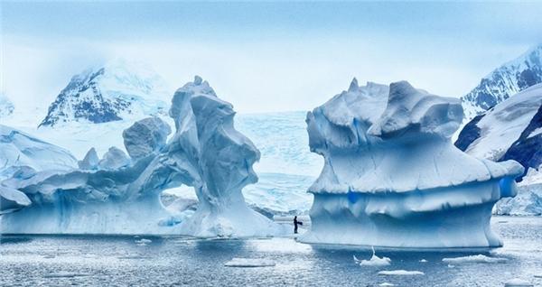 Vào tháng 2 năm nay, một nhóm 6 nhà thám hiểm ghi tên mình vào lịch sử khi trở thành những người Anh đầu tiên chinh phục lục địa lạnh nhất hành tinh - Nam Cực.