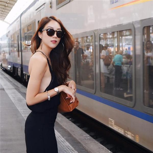 Sophia Chong là đại diện châu Á duy nhất góp mặt trong danh sách này.