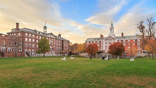 """Harvard là một trong những ngôi trường có nguồn tài chính cực """"khủng""""."""