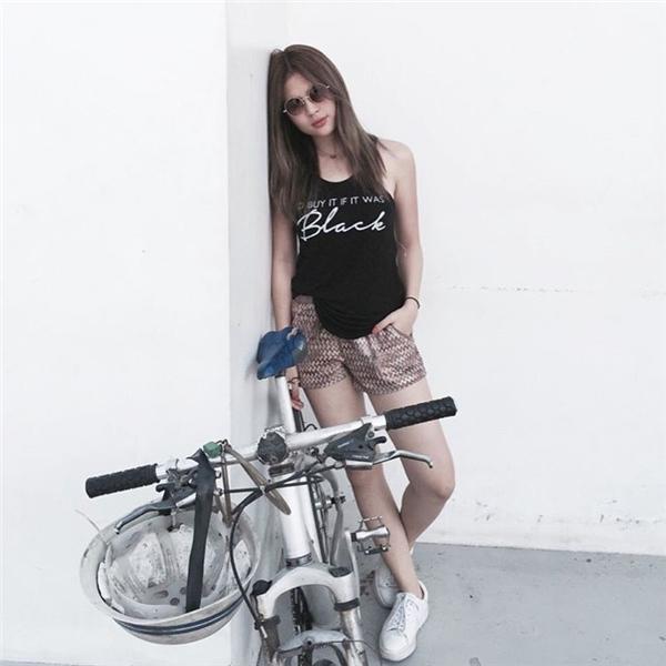 Sofialà người mẫu, diễn viên được nhiều bạn trẻ yêu mến tại Philippine.(Ảnh: Internet)