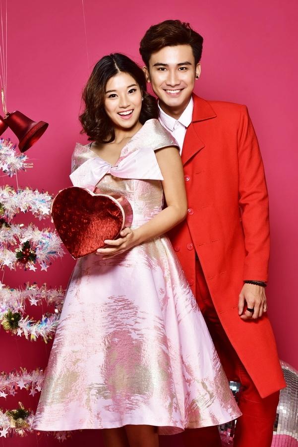 Chí Thiện - Hoàng Yến Chibi đẹp đôi trong bộ ảnh Giáng sinh - Tin sao Viet - Tin tuc sao Viet - Scandal sao Viet - Tin tuc cua Sao - Tin cua Sao