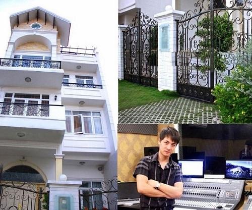 """Trong dịp Tết Nguyên Đán 2016, ngôi biệt thự trắng sang trọng tại quận 7, TP HCM của gia đình ca sĩ Đăng Khôi đã bị trộm """"viếng thăm"""", phá két sắt và lấy đi gần 1 tỷ đồng. - Tin sao Viet - Tin tuc sao Viet - Scandal sao Viet - Tin tuc cua Sao - Tin cua Sao"""