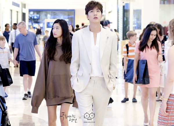 Cuối năm rồi, bình chọn cặp đôi đình đám nhất màn ảnh Hàn 2016 thôi!