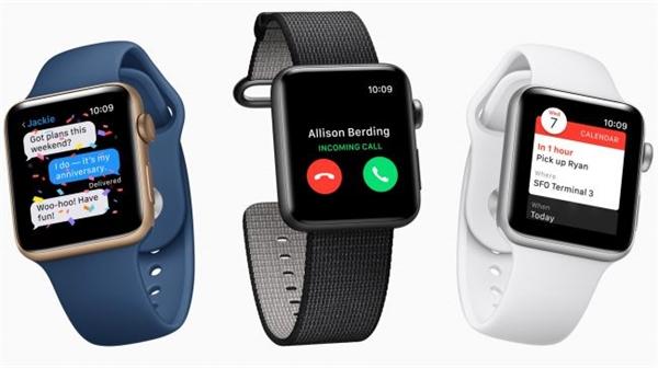 Apple Watch được bán đầu tiên vào mùa xuân 2015.(Ảnh: internet)