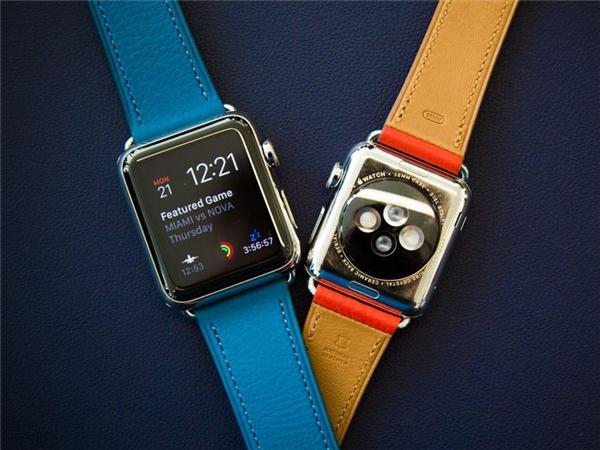 Hàng Apple Watch đã được tân trang. (Ảnh: internet)