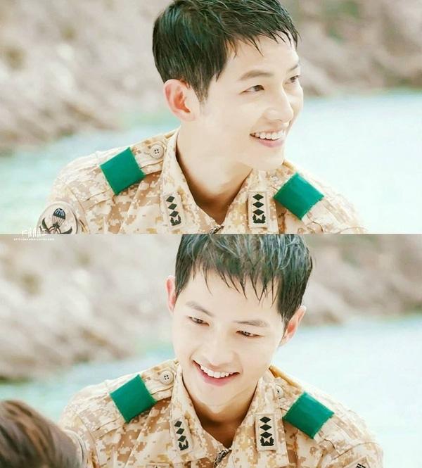 Đại úy Yoo được xem là vai diễn thành công nhất của Song Joong Ki từ trước đến nay.
