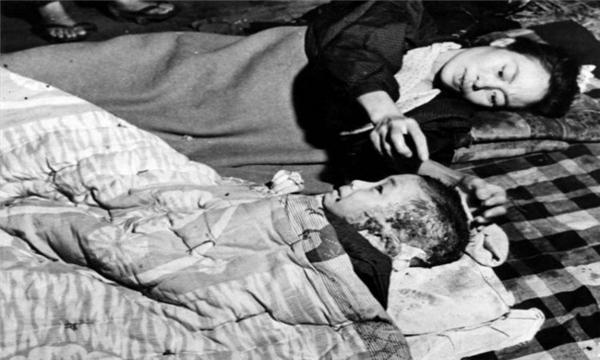 Tàn tích và hậu quả nặng nề củatrận đánh bom vào hai thành phố Hiroshima và Nagasaki trong Thế chiến II. (Ảnh: Wittyfeed)