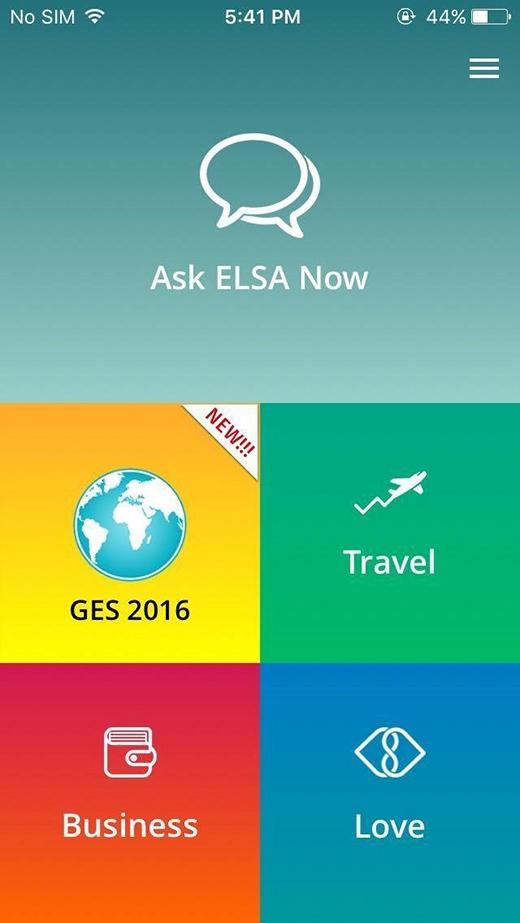 ELSA (English Language Speeching Assistant) là sản phẩm công nghệ đặc biệt dành được nhiều sự chú ý từ tạp chí Forbes.