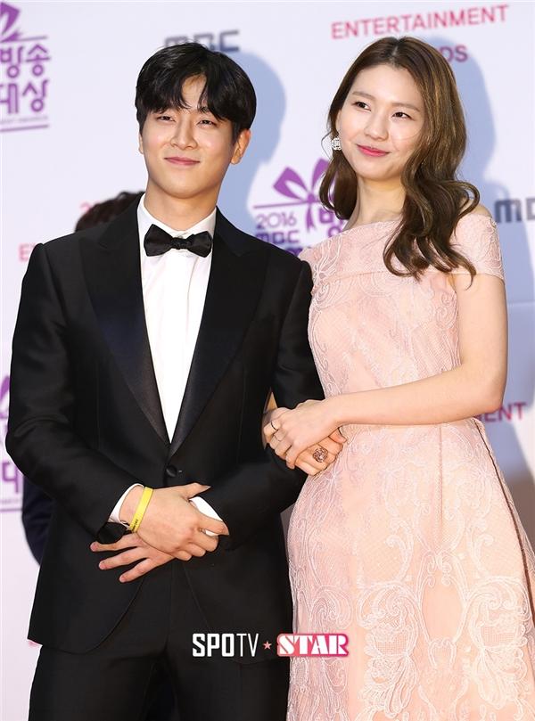 Cặp đôi Jota (Madtown) và Kim Jin Kyung