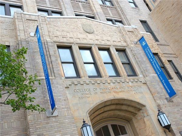 Trường Y của Columbia có chương trình đào tạo, nghiên cứu khá đặc biệt, lọt danh sách toptrong các chương trình nghiên cứu y khoa theo US News & World Report.