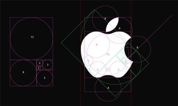 Logo của Appleđược sử dụng từ những năm 1976, do Paul Rand thiết kế. (Ảnh: internet)