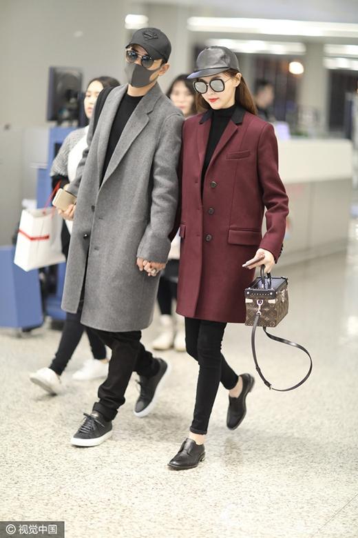 Kể từ khi công khai mối quan hệ tình cảm, Đường Yên không còn e dè và ngần ngại giấu kín những hình ảnh ngọt ngào của mình bên người yêu.