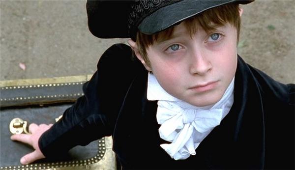 "Danieltừng xuất hiện trong phim ""David Copperfield"".(Ảnh: Internet)"