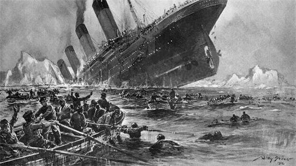 Đám cháy trên tàu được cho là nguyên nhân chính khiến 1.500 người phải bỏ mạng.
