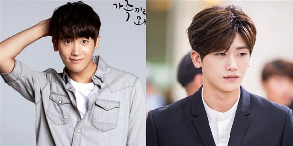 Park Hyung Sik vốn nổi tiếng là mỹ nam sở hữu nhan sắc đẹp hơn hoa của Hàn Quốc, tuy nhiên kiểu tóc mái bằng có vẻ không khiến nam ca sĩ nổi bật bằng tóc hai mái chải lệch.