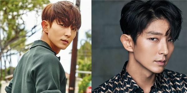 """Lee Joon Ki vốn đẹp """"miễn bàn"""" nên dù diện kiểu tóc nào cũng sở hữu thần thái bất phàm, tuy nhiên không thể phủ nhận rằng khi đổi sang kiểu tóc mái chia ngôi lãng tử, nam diễn viên trở nên lịch lãm hơn rất nhiều."""