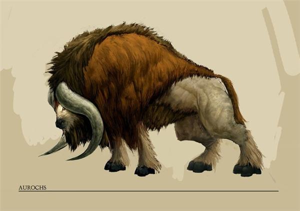 Các nhà khoa học hy vọng có thể phục sinh được loài bò huyền thoại này.