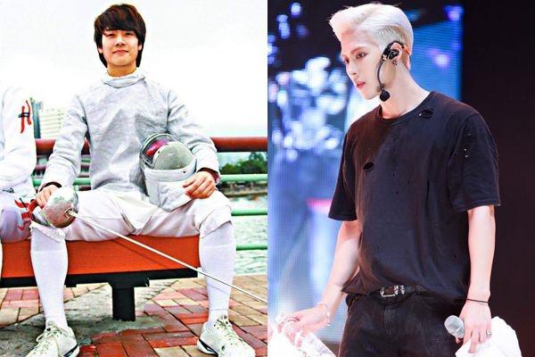 Jackson Wang – Từ kiện tướng đấu kiếm vô địch toàn châu Á trở thành nam ca sĩ thần tượng nổi tiếng đình đám châu Á