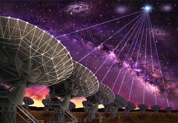 Tín hiệu kì lạ đến từ một nơi xa xôi trong vũ trụ có thực là của người ngoài hành tinh?