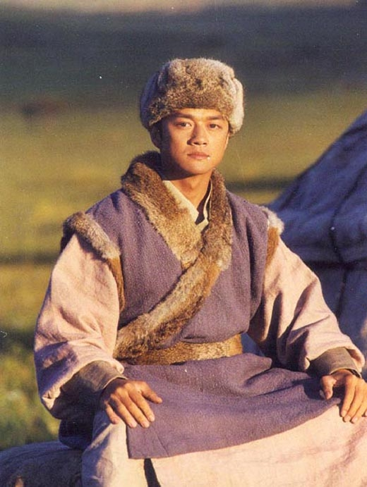 """Lý Á Bằng tiếp tục khiến khán giả """"đứng ngồi không yên"""" với vai diễn Quách Tĩnh."""