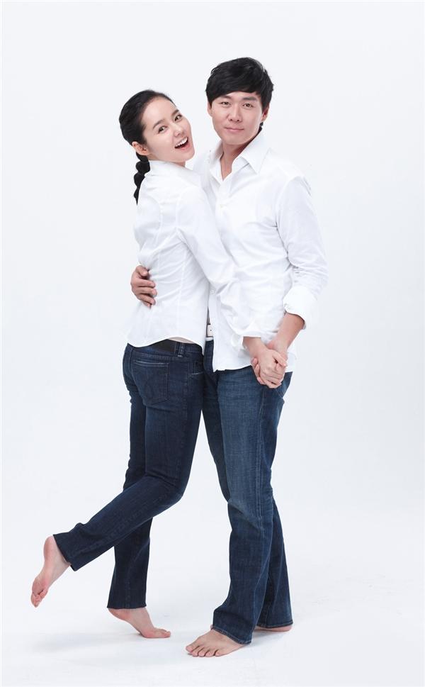 Vợ chồng sao Hàn hạnh phúc nhìn vào chỉ muốn