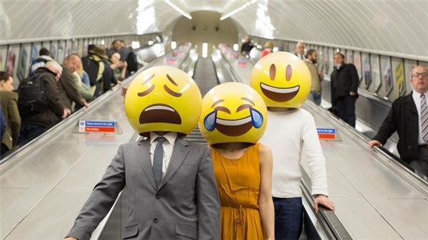 Emoji dần trở thành một chuẩn chung cho toàn thế giới.