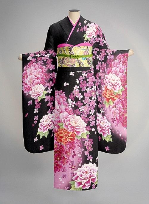 Kimono ngỡ