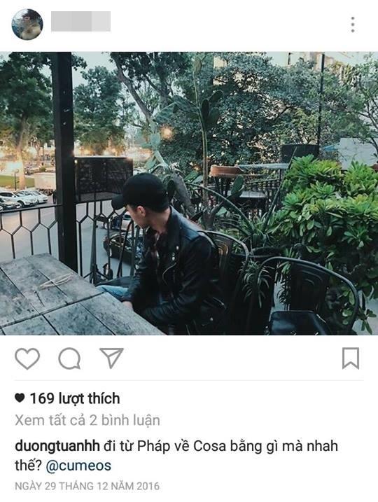 Có rất nhiều điểm trùng hợp giữaThái Duyvà người yêu mới Quỳnh Anh Shyn.(Ảnh: Internet)