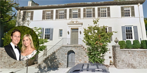 Ivanka Trump cùng chồng là Jared Kushner cũng sẽ chuyển đến sống ở đây. (Ảnh:Internet)