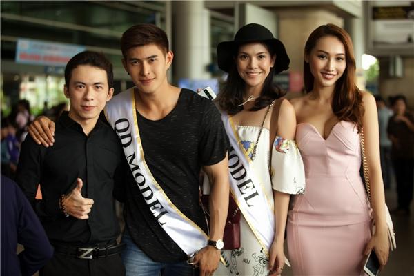 Được biết, vì mối quan hệ thân tình với ông bầu Hà Quốc Đại mà hai ngôi sao của Thái Lan đều không nhận cát-xê. - Tin sao Viet - Tin tuc sao Viet - Scandal sao Viet - Tin tuc cua Sao - Tin cua Sao