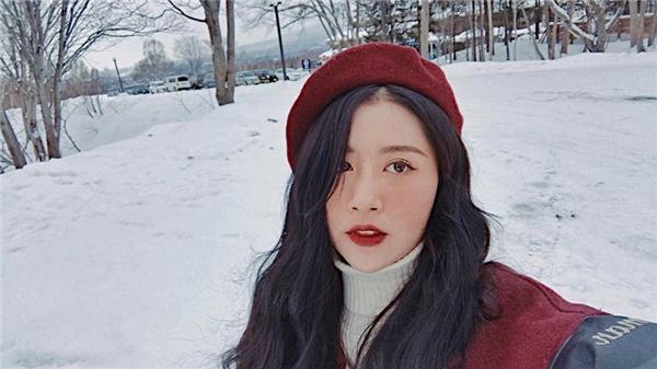 Chuyện tình yêu của hot girl Hà thành được rất nhiều người chú ý. (Ảnh: Internet)