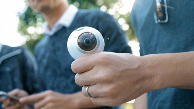 Sự xuất hiện của Camera Gear 360 được xem là điểm nhấn không thể nào bỏ qua cho hành trình tại Đà Lạt lần này.