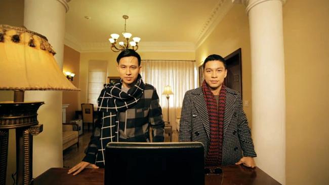 Ban giám khảo quyền lực: Adrian Anh Tuấn và Sơn Đoàn.