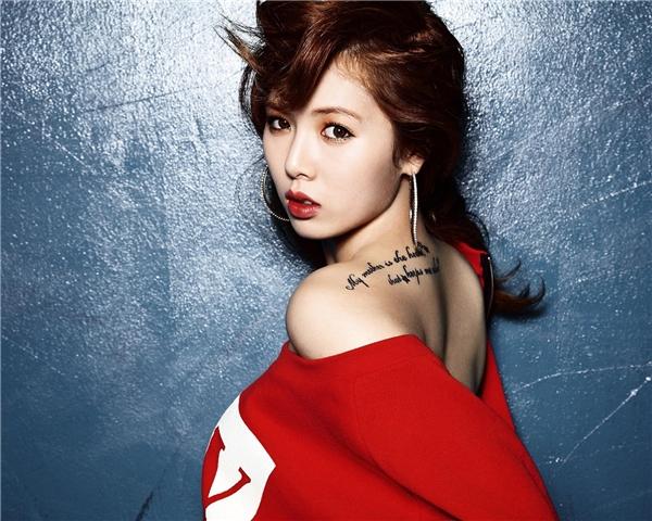 Kim Hyunalà một nhà soạn nhạc, dancer và người mẫu
